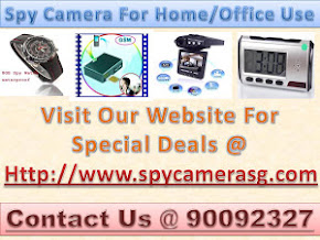 Visit Us @ Http://www.spycamerasg.com