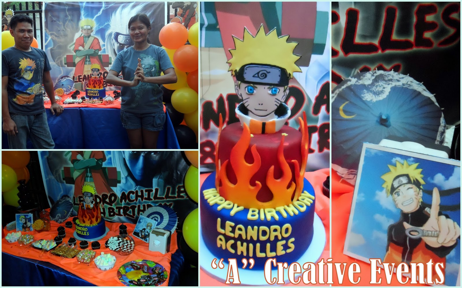 2015 athena miels balloons bubbles and party needs athena miels it was a fun filled birthday celebration for leandro achilles because his favorite cartoon character is the theme for his 7th birthday party stopboris Choice Image