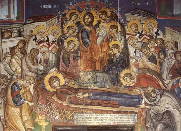 Εγκύκλιος Δεκαπενταυγούστου 2015 του Μητροπολίτου Αλεξανδρουπόλεως