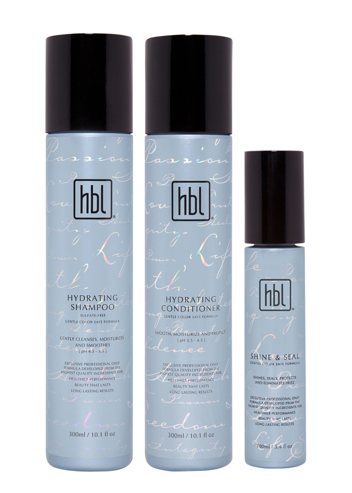 Mama love hbl hair shine seal system review and giveaway for Salon quality shampoo