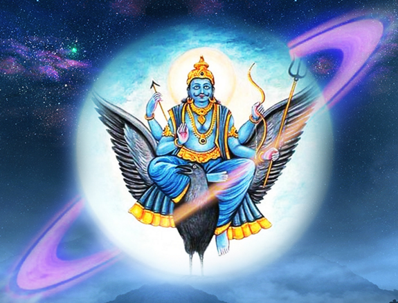 Why Lord Shani Transformed Himself in a Woman