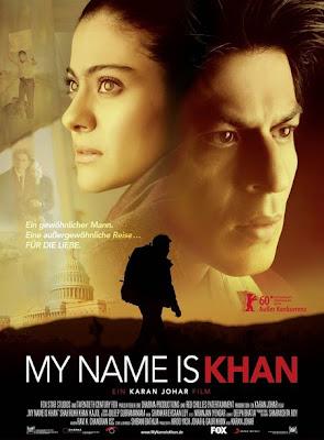 MY NAME IS KHAN / 我的名字叫可汗