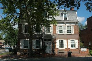 Francis Hopkinson house Bordentown NJ