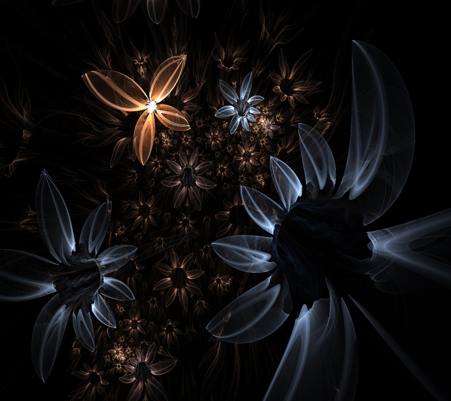 3d flower wallpaper for samsung galaxy s 3 wallpapers for Wallpaper three