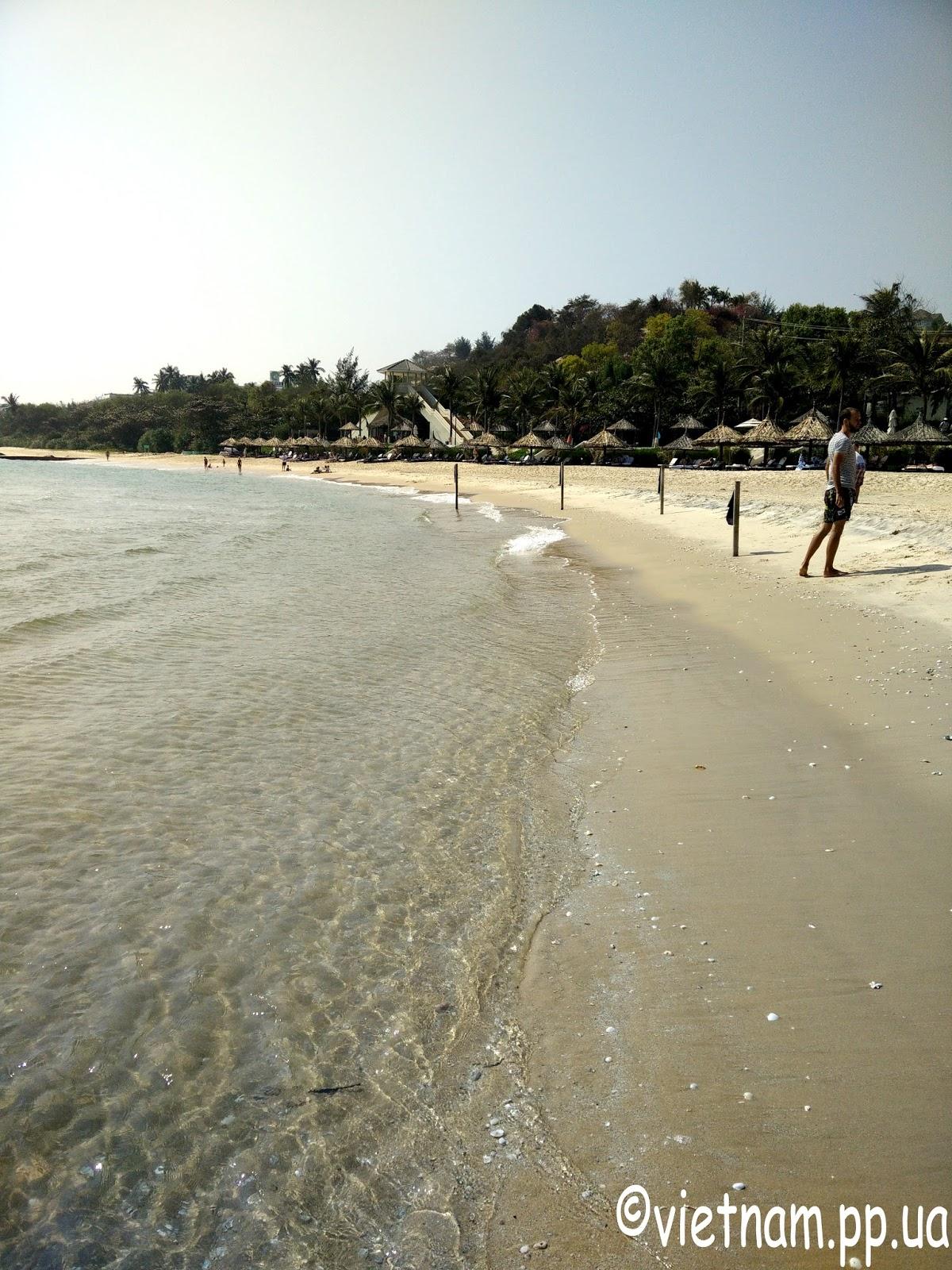 Отели Вьетнама с собственным пляжем