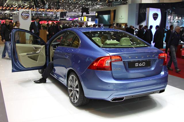 новый 2013 Volvo s60