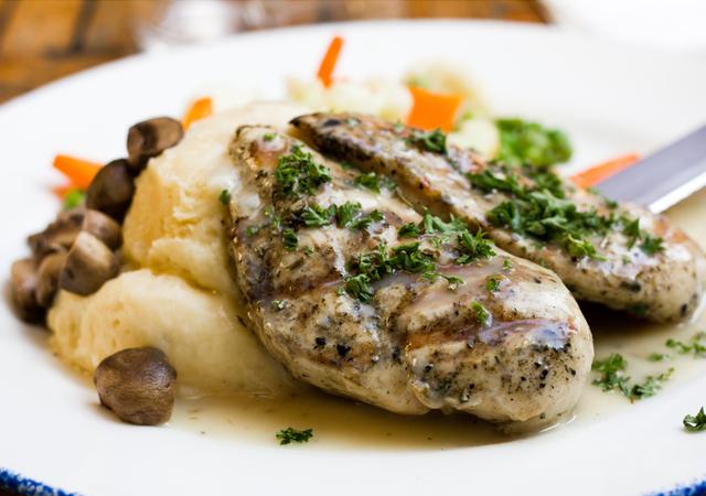 Herb Grilled Chicken Breast