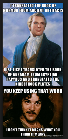 Joseph Smith Translated?