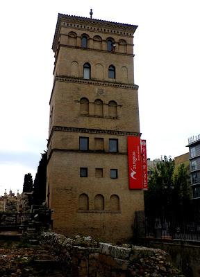 Torreón de la Zuda-Zaragoza