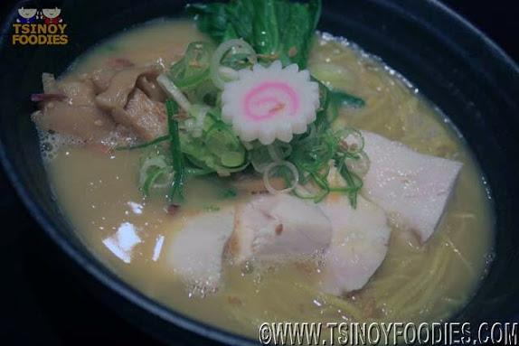chicken paitan shio ramen