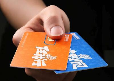 xiaomi mi mobile sim cards