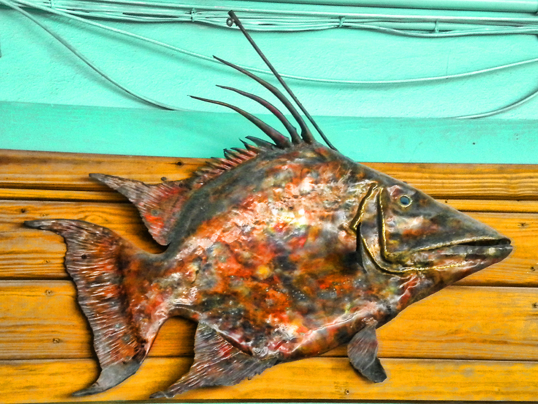 Carrie 39 s menu key west hog fish grill for Island fish grill