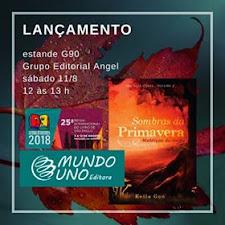 Bienal Internacional São Paulo 2018 - Eu Vou!