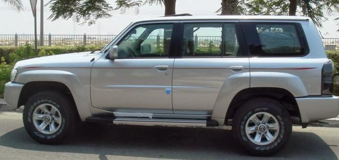 سعر ومزايا وعيوب وصور سيارة نيسان باترول سفارى Nissan Patrol Safari 2014