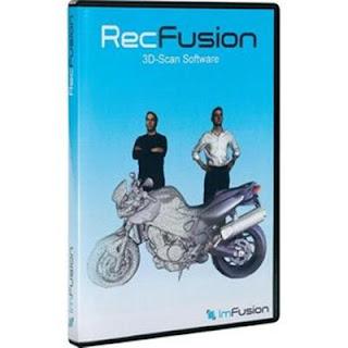RecFusion v1.1.4  (x86/x64) Full Version Free Download