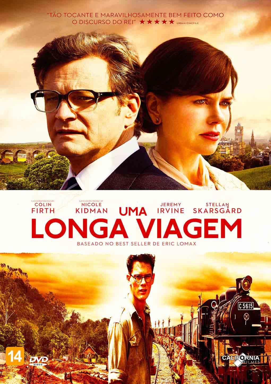Uma Longa Viagem Torrent - Blu-ray Rip 1080p Dublado (2015)