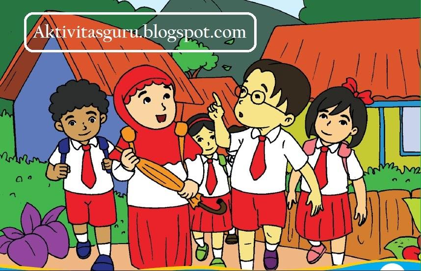 soal Ulangan Harian  Al-Qur'an Hadist kelas 2 semester 1