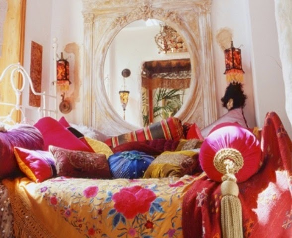 Bohemian Interior Decoration