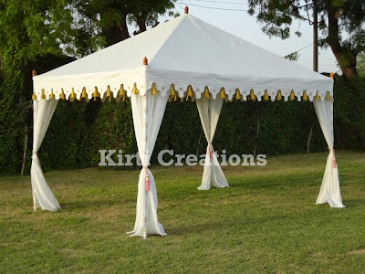 Exclusive Handmade Tent