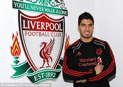 Luis Suarez cleared liverpool