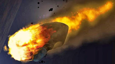 Asteroide 2013 RG, 03 DE SEPTIEMBRE 2013