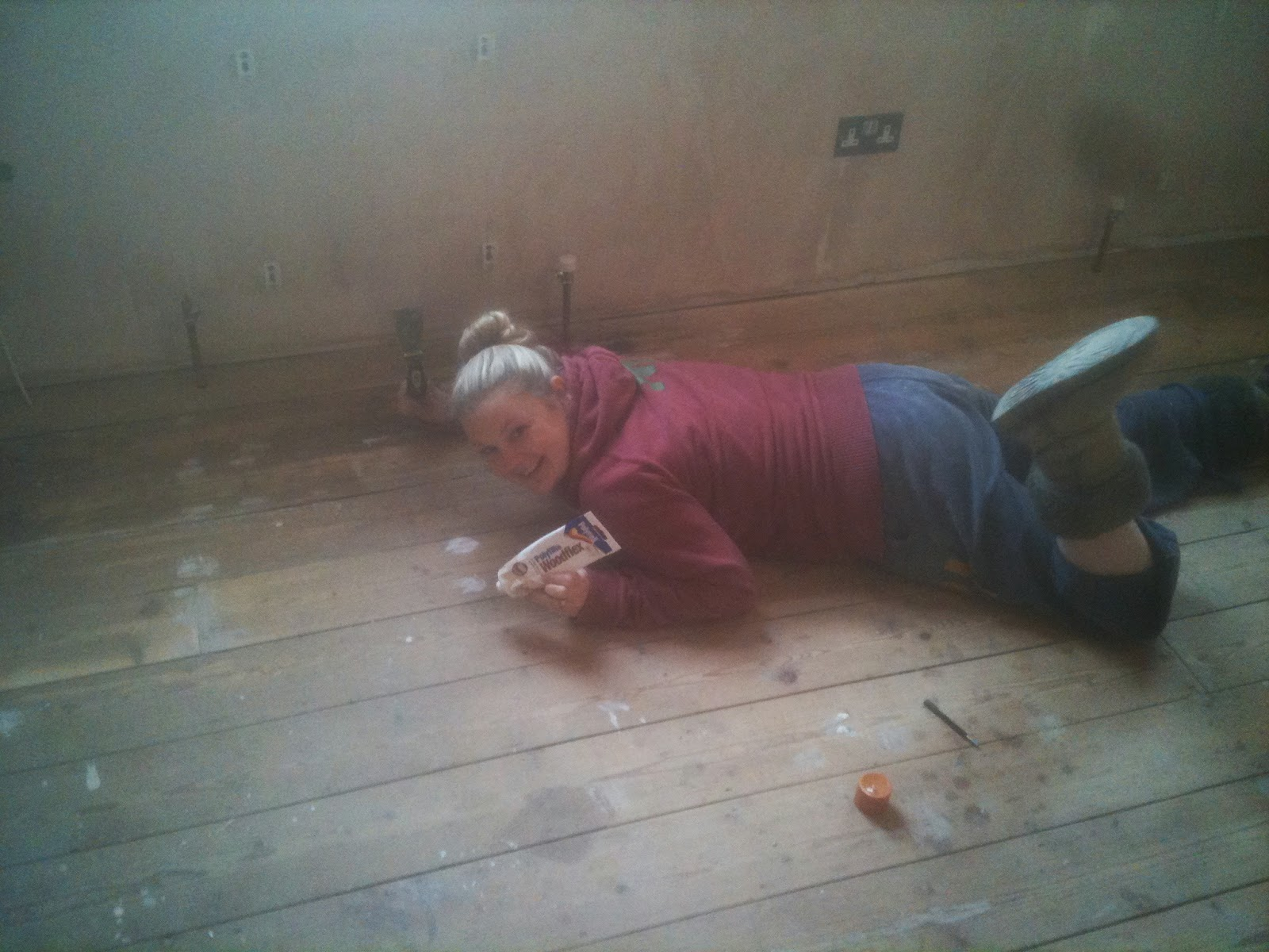 Renovating Victorian Floor Boards