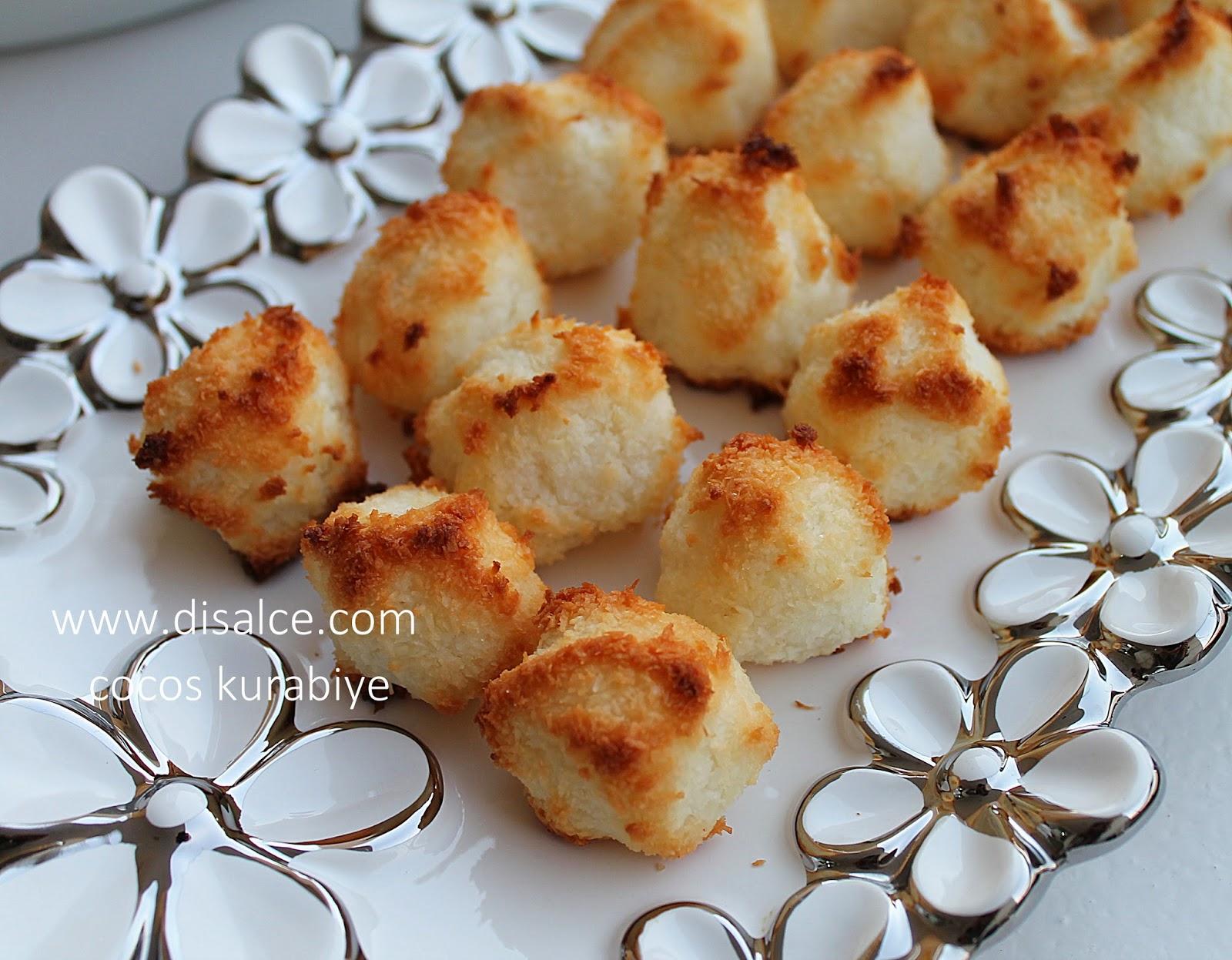 cocos kurabiye