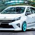 Gambar Modifikasi Toyota Agya Minimalis