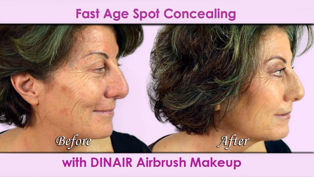 The Airbrush Makeup Guru: Airbrush makeup for mature skin and Age ...