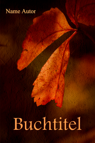 Herbstblatt, Fantasy, Mystery, ebook-Cover