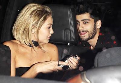 Lepas Joe Jonas, Gigi Hadid 'Couple' Dengan Zayn Malik