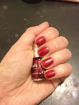 holiday gifts, holiday gift guide, Nails Inc., beauty, Nails Inc. nail polish, Nails Inc. nail lacquer, Nails Inc. Front Row Collection, Nails Inc. gift set, gift set, Nails Inc. Gloucester Place
