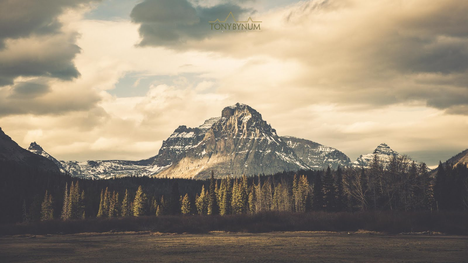 Photographing Glacier National Park