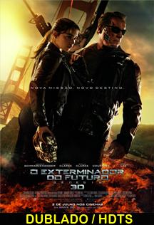 Assistir O Exterminador do Futuro – Gênesis Dublado 2015