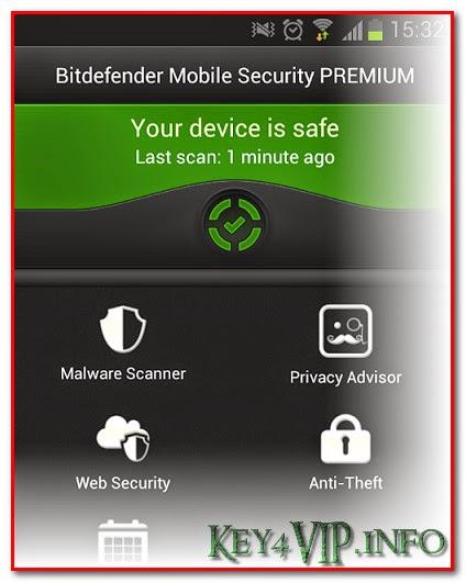 Đăng ký miễn phí key Bitdefender Mobile Security 6 tháng
