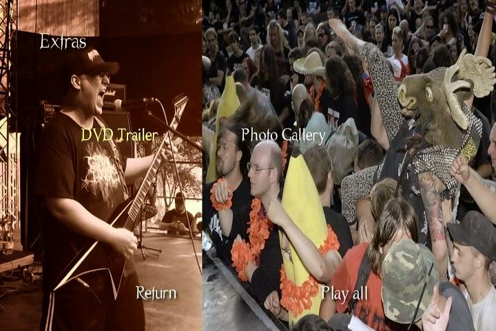 Putrid Pile - Live at Obscene Extreme 2011 (DVD Full)