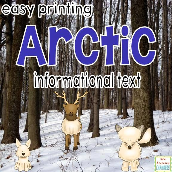 http://www.teacherspayteachers.com/Product/Arctic-Animals-Informational-Texts-Easy-Printing-1596420