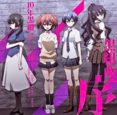 """[ Info-Anime ] Setiap Episode Anime """" Akuma No Riddle """" Akan Memiliki Lagu Ending Yang Berbeda"""