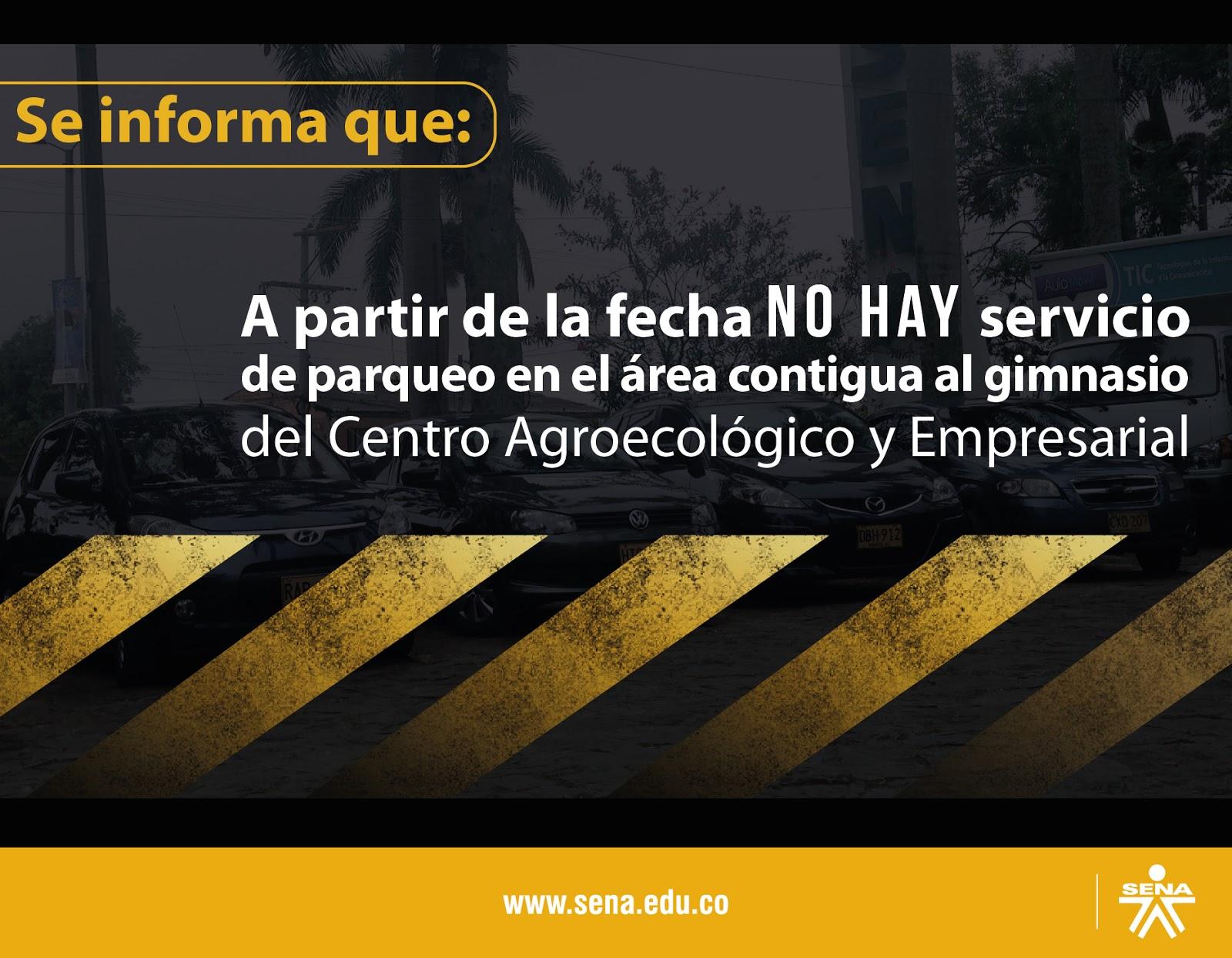 Blog centro agroecol gico y empresarial mensaje de for Gimnasio del centro