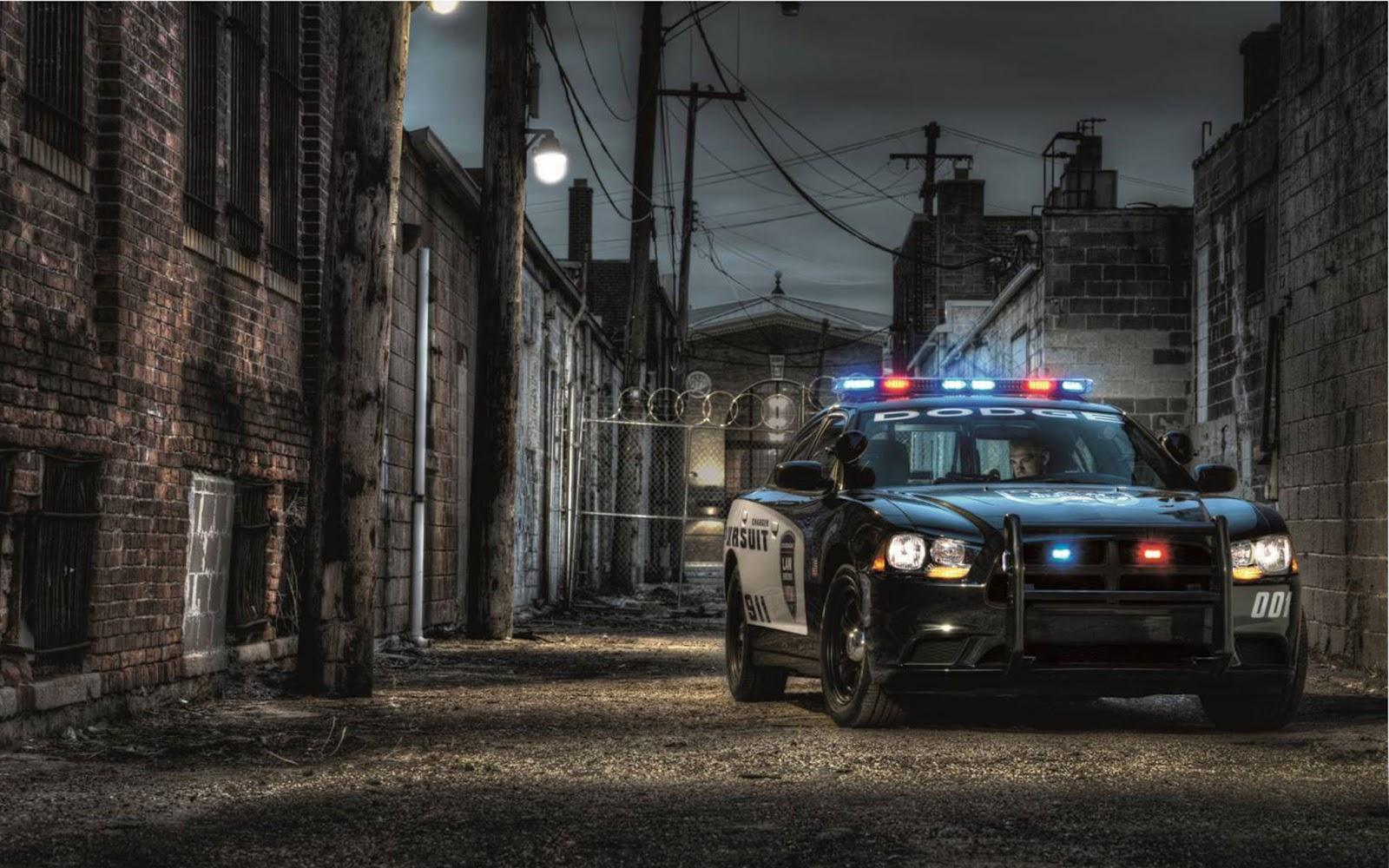 Wallpaper hd :2014 Dodge Charger Pursuit