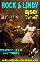 ROCK & LINDY INTENSIVO  EN SEPTIEMBRE EN BSD BAILAS MÁLAGA CENTRO.