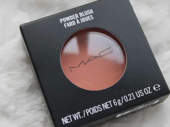 MAC Cosmetics Powder Blush - Melba.