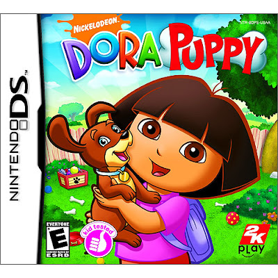 Dora The Explorer Dora Puppy [NDS]