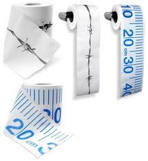 Toilet Paper Design funny