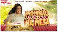 Promoção 'Nosso Sabor na Mesa' Nissin Miojo