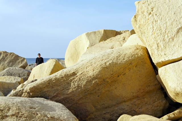 big rocks gozo