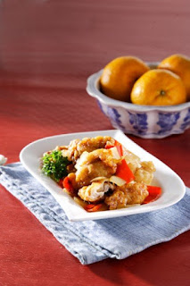 Resep masakan ayam saus tiram