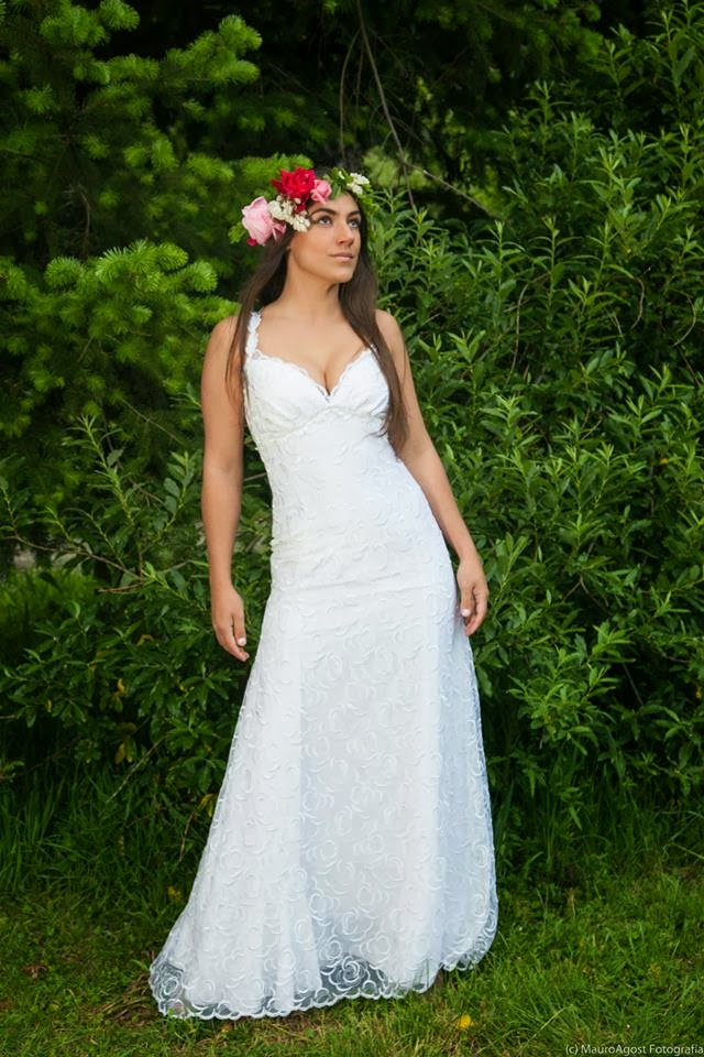 Vestidos de novia para quinta