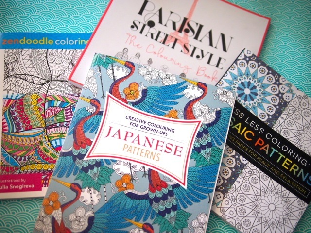 Im Obsessed With The Japanese Patterns Book