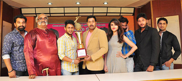 Telangana Stars won on Andhra stars